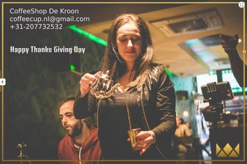 Happy International Thanks Giving Day | CoffeeShop De Kroon